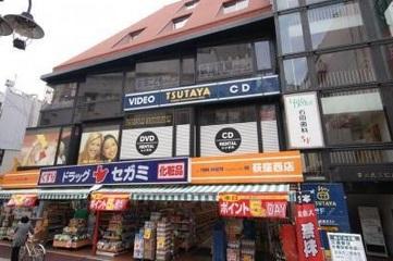 ショッピング施設:TSUTAYA 荻窪駅前店 339m