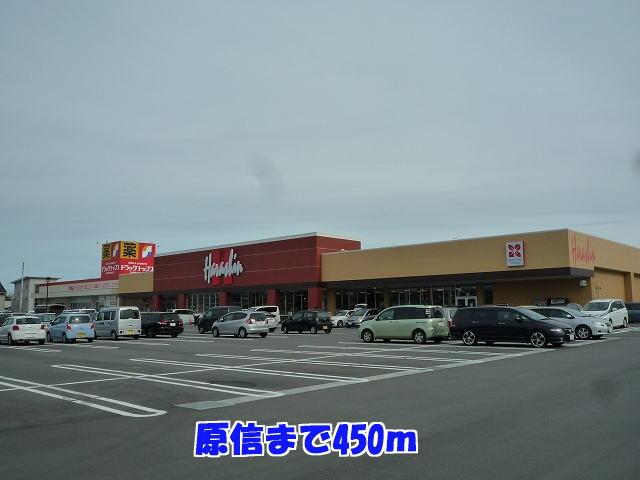 スーパー:原信 黒埼店 1419m