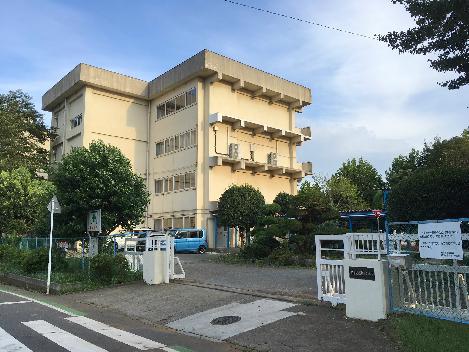 小学校:柏市立酒井根小学校 417m