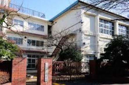 小学校:世田谷区立八幡小学校 653m