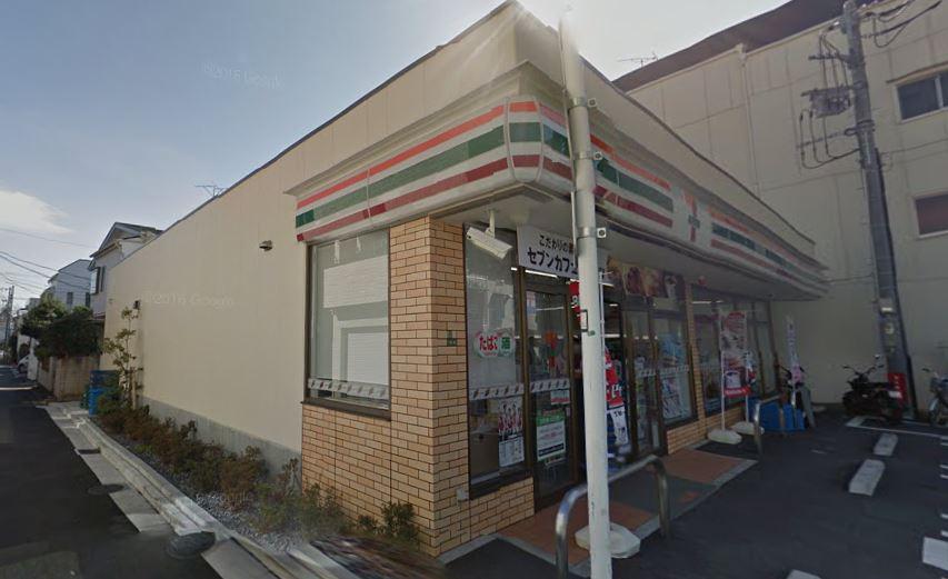 コンビ二:セブンイレブン 世田谷奥沢3丁目店 314m