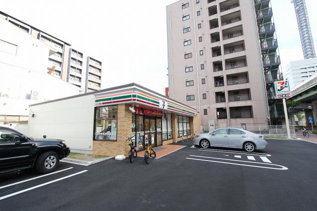 コンビ二:セブンイレブン 名古屋丸田町店 504m 近隣