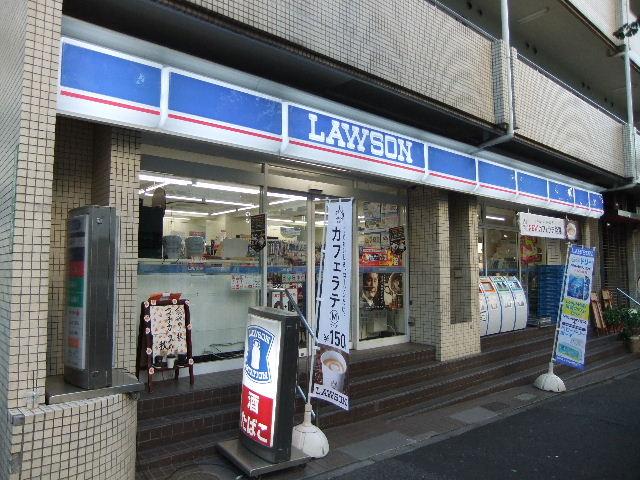 コンビ二:ローソン 本郷一丁目店 3m