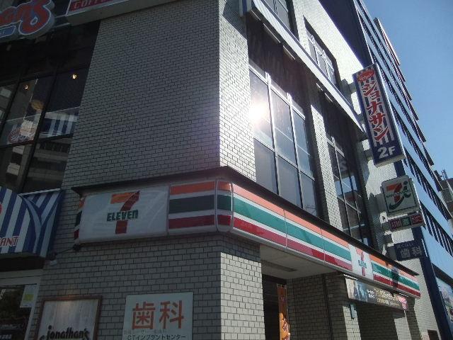 コンビ二:セブンイレブン 文京本郷1丁目店 47m