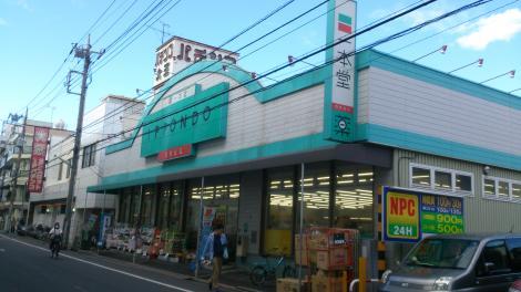 ドラッグストア:株式会社一本堂 新高島平店 869m