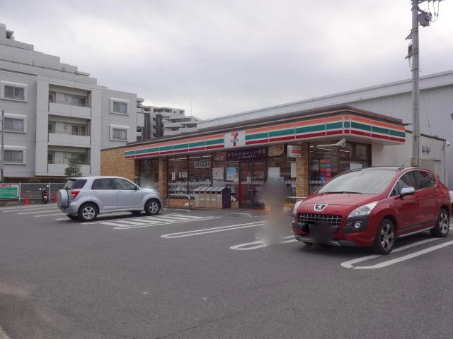 コンビ二:セブンイレブン 柏光ケ丘店 513m