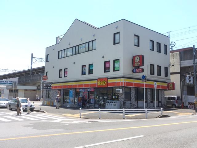 コンビ二:ニューヤマザキデイリーストア 柏常盤台店 221m