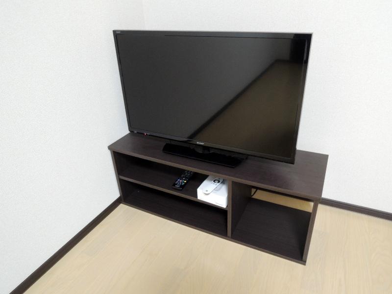 テレビ設置済み
