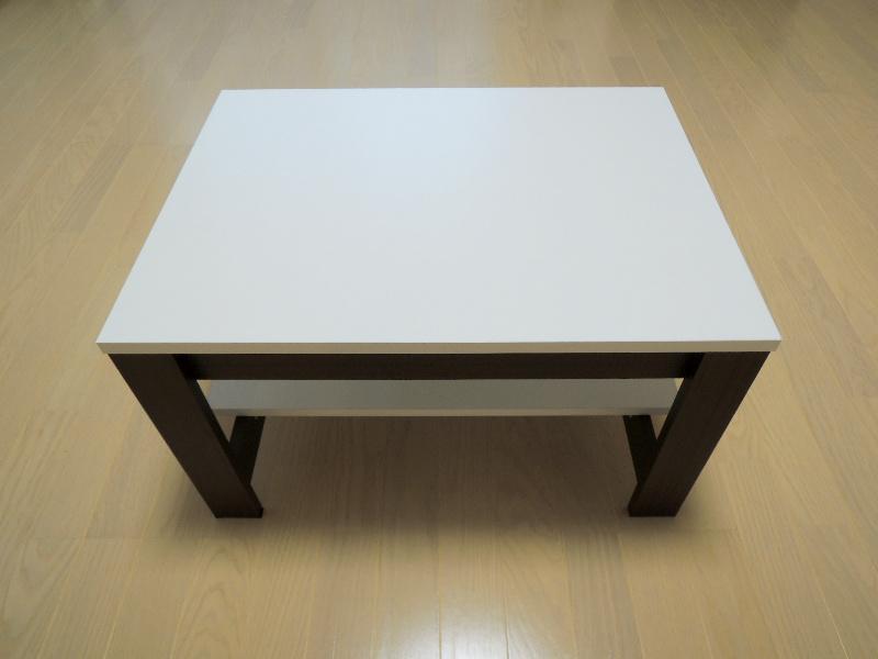 テーブルもあります