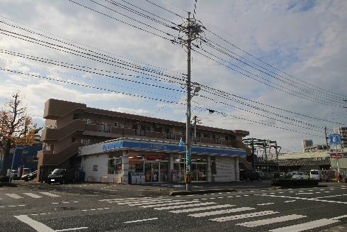 コンビ二:ローソン 下関秋根本町店 376m