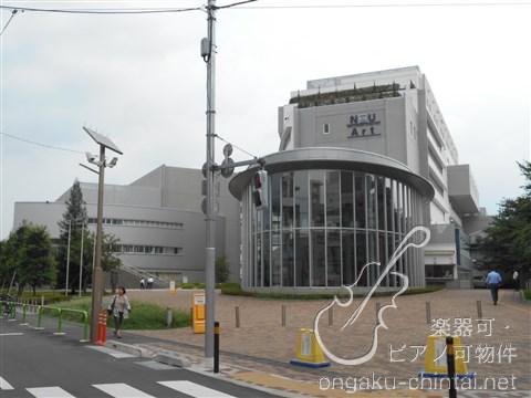 大学・短大:私立日本大学藝術学部 1223m