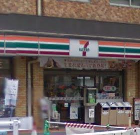 コンビ二:セブンイレブン 朝日橋店 350m