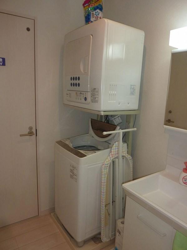 【共用部分】洗濯機乾燥機