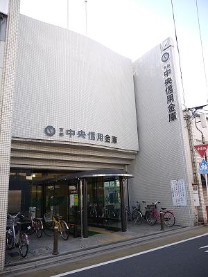銀行:京都中央信用金庫大宮寺ノ内支店 829m