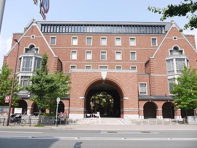 大学・短大:私立同志社大学烏丸キャンパス 1740m