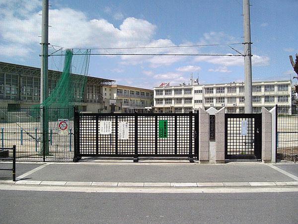 小学校:安中小学校 1000m 近隣