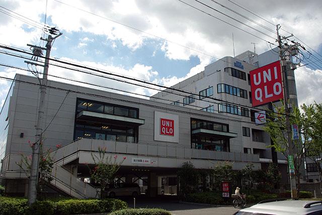 ショッピング施設:ユニクロ八尾店 270m