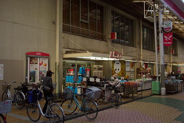 スーパー:イオン八尾御坊前店 450m 近隣