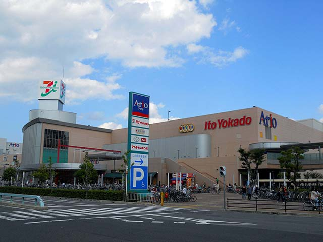 ショッピング施設:アリオ八尾 1200m 近隣