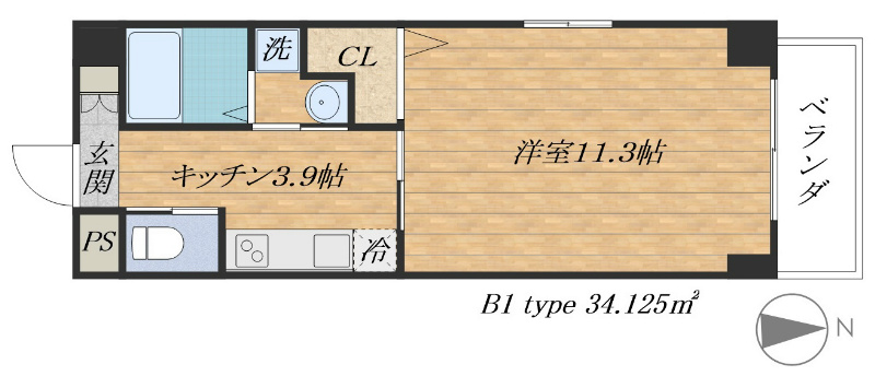 Bタイプ 05号~07号