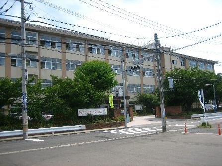 中学校:福岡市立原中学校 1138m 近隣