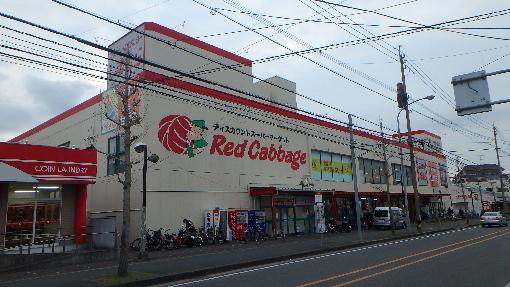 スーパー:Red Cabbage(レッドキャベツ) 干隈店 545m 近隣