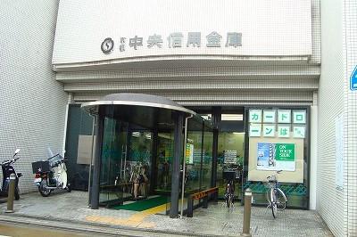 銀行:京都中央信用金庫大宮寺ノ内支店 83m