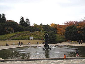 公園:世田谷公園 1500m