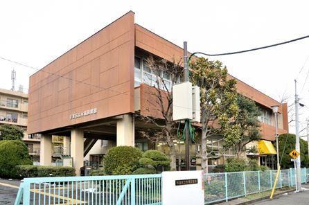 図書館:杉並区永福図書館 206m 近隣