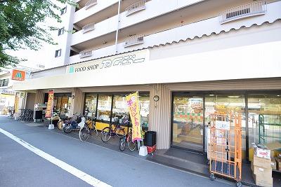 スーパー:FOOD SHOPエムジー金閣寺店 596m