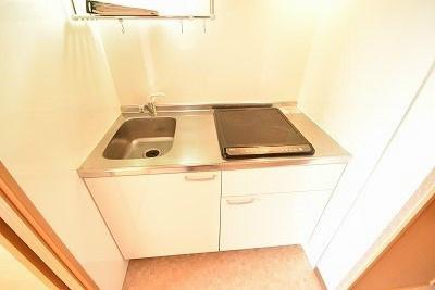 IH2口キッチン