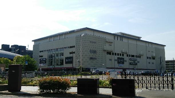 ショッピング施設:BiVi二条 2681m