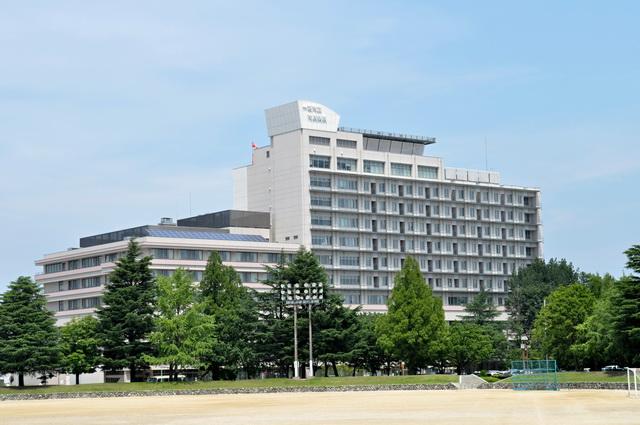 総合病院:一宮市民病院 1378m