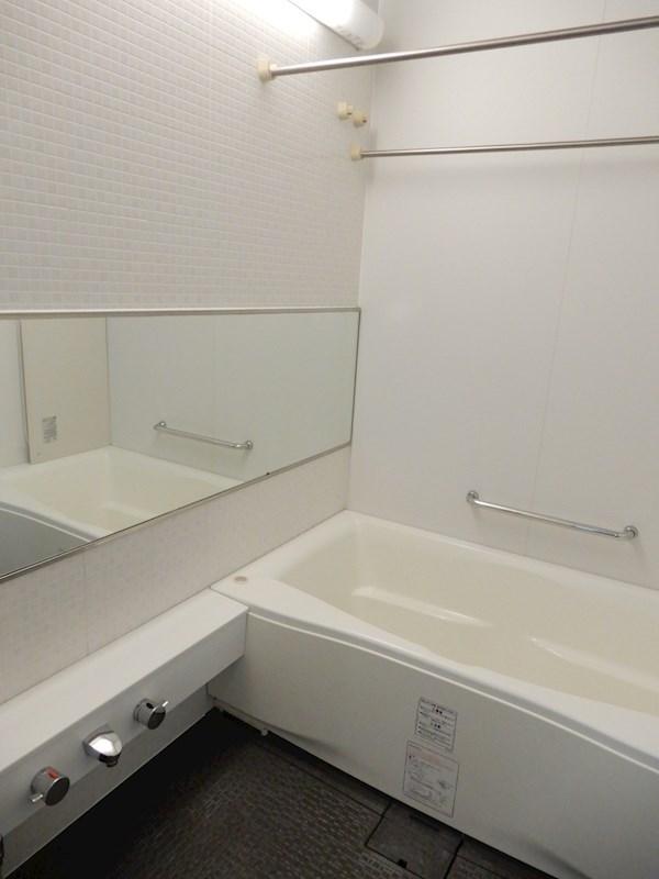 浴室乾燥&追焚付バスルーム♪