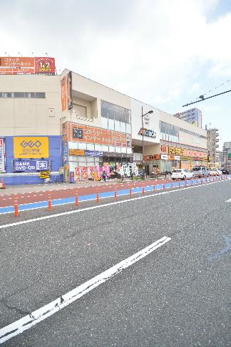 ショッピング施設:ドン・キホーテ 小倉店 394m