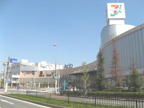 ショッピング施設:Ario八尾 910m 近隣