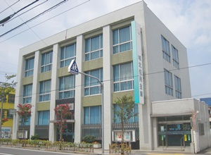 銀行:城北信用金庫 西新井支店 465m