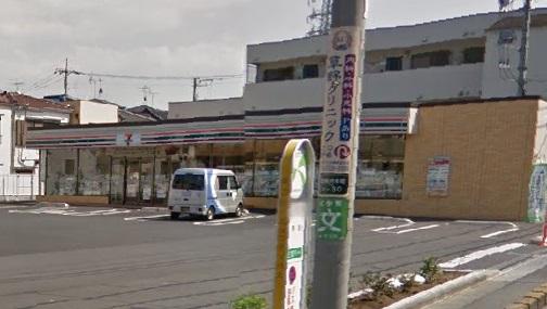 コンビ二:セブンイレブン 足立西新井本町四丁目店 567m