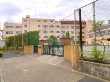 中学校:足立区立 扇中学校 903m
