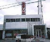 銀行:瀧野川信用金庫 扇出張所 609m