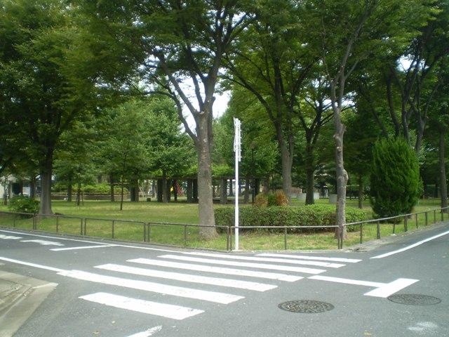 公園:高道西公園 405m
