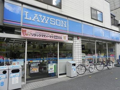 コンビ二:ローソン 北白川久保田店 216m