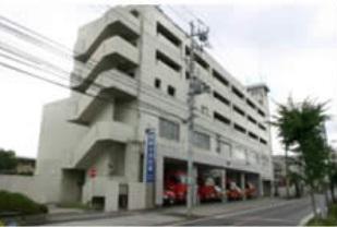 役所:西新井消防署 374m