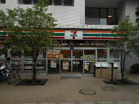 コンビ二:セブンイレブン 芝浦ベイワード店 3m
