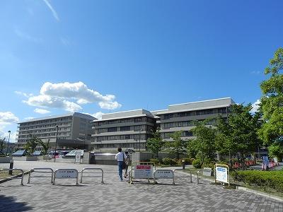 総合病院:京都大学医学部附属病院 1600m