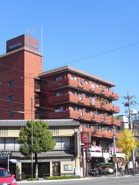 スーパー:サンプラザ熊野店 1219m