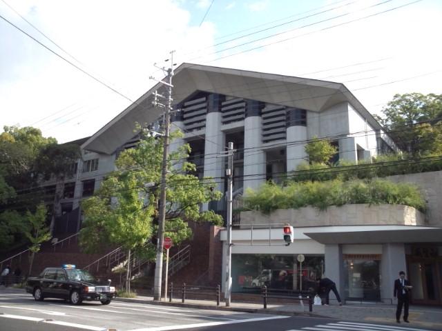 その他:京都造形大学 838m