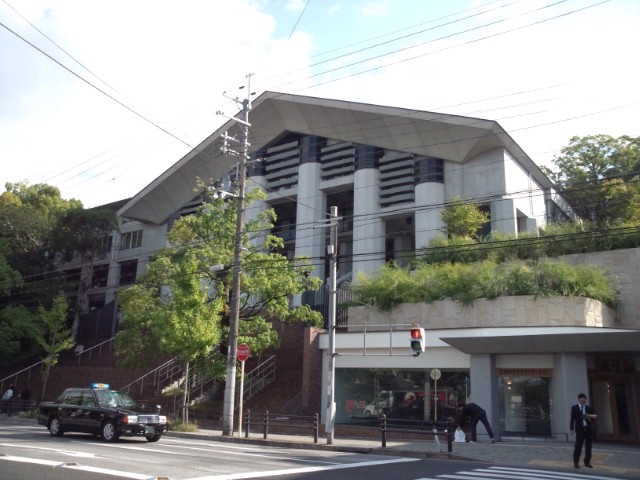 その他:京都造形芸術大学 946m