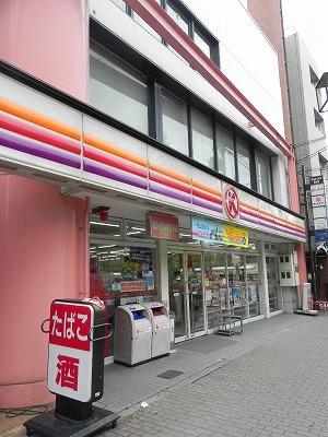 コンビ二:サークルK 河原町竹屋町店 179m