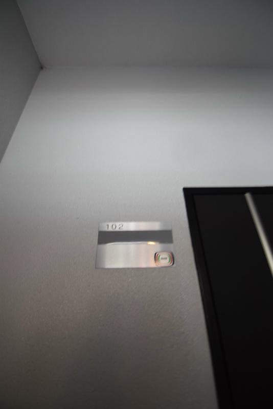 102号室の内観写真